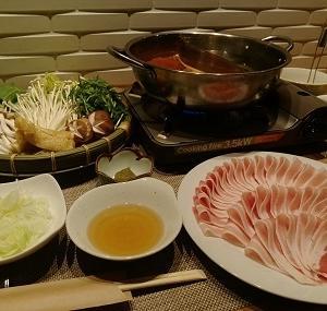 ごちの鍋料理