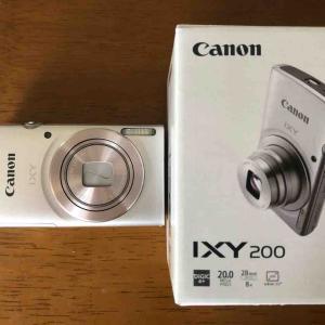 シュッピン株主優待券2枚利用 マップカメラで買ったデジカメなど商品到着