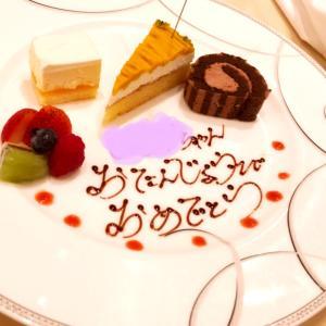 台風の日のお誕生日!!