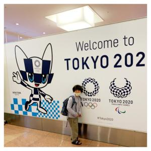 日本入国!