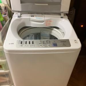 洗濯機2年しか持たない我が家