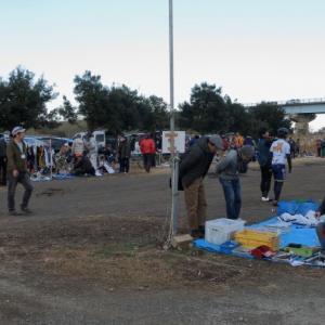 荒川サイクルフリーマーケット(荒サイフリマ)に参加してきました