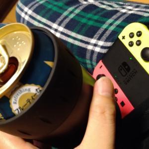 ビールとゲーム☆