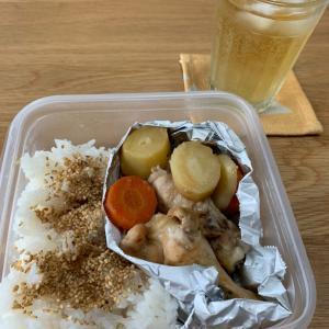 お昼のお弁当