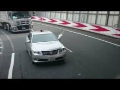 高速パトカー