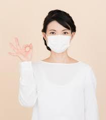マスク着用の意識の差