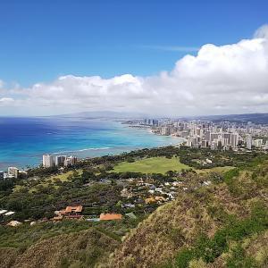ハワイ旅行記 UP