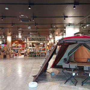 Alpen Outodoors FLAGSHIP STORE 柏店に行ってきました。