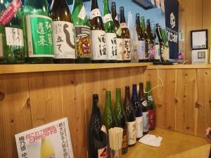 日本酒:田酒、タクシードライバー、来福、屋守。知らなかった!愛川町に日本酒充実の店が!!