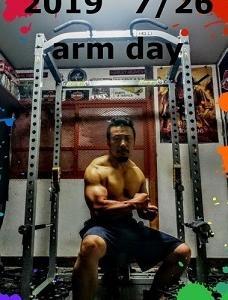 満足の行くトレーニングは毎回できるものではない。。
