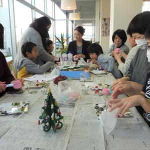スノードーム作り体験会開催!【満席★】