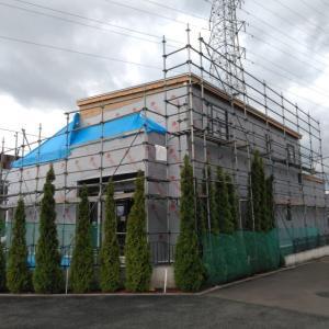 断熱のお話♪新モデルハウス着々と建築中♪