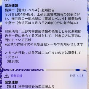 横浜大使       木っ端微塵とはこの事    10SEP19