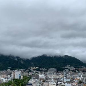 雨雲レーダーと