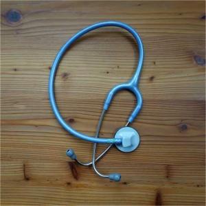 聴診器……オーディオ