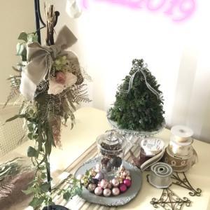 クリスマスレッスン準備