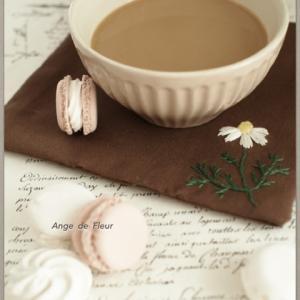 カフェオレが美味しい朝にひらめいて