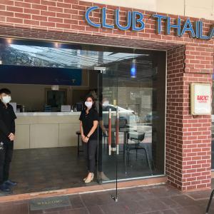 クラブタイランド・カフェ 営業しております。