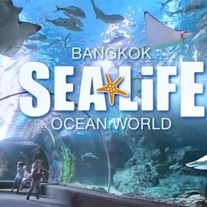 バンコクの水族館@SEA LIFE BANGKOK