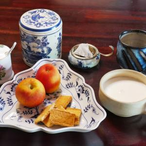 パンとサーカス(panem et circenses)、、、朝ごはん