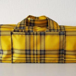 子供用絵の具セットの バッグは、簡単に手作りできるよ(型紙付き)