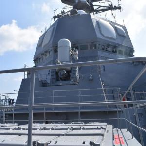 あきづき型護衛艦「あきづき」一般公開@佐世保