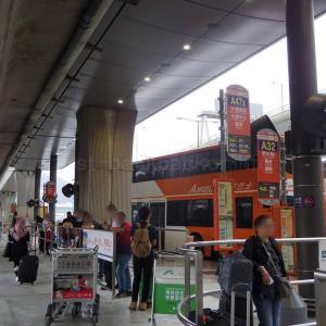 香港国際空港~大埔(Tai Po/タイポ)間をバスで移動してみた