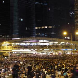 【香港旅行記】その辺の日本人が、香港のデモに参加してみた感想とか