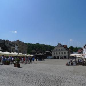 【ポーランド旅行記】ワルシャワからカジミエシュ・ドルニへ日帰り!小さな村でのんびりと