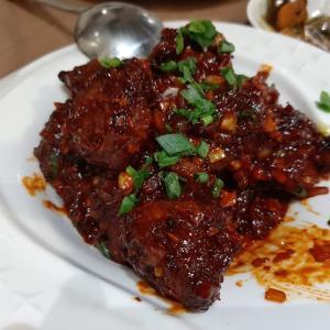 インド体験記 ~ 中国でもインドカレー