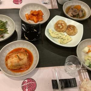 インド体験記 〜 美味い韓国料理と言えば!?