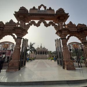 インド体験記 〜 グジャラートのお寺