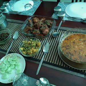 インド体験記 〜 インド イチ の家庭料理!?