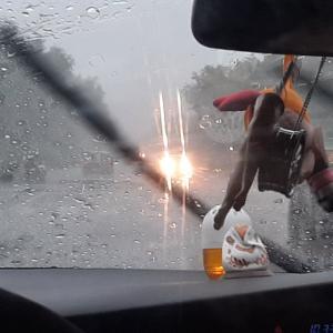 インド体験記 〜 異例の大雨・・・