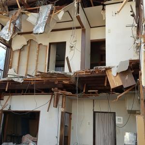 【葛飾区】解体工事中【助成金】