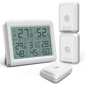 インコケージの温度計