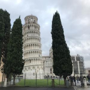 ピサの斜塔のベスポジはどこ?