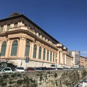 移動禁止令46日目/リヴォルノ中央市場