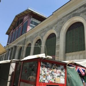 106日目、コロナで生まれた市場のグッズ