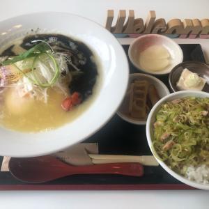 華久さん(15)の鶏白湯ラーメン