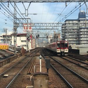 焼肉の匂いが香る近鉄鶴橋駅