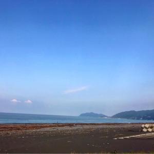 オヤジの夏休み 煙樹ヶ浜