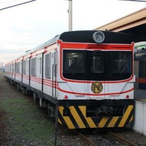 フイリピン国鉄 南方線が脱線