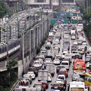 エドサ通りの慢性渋滞は果たして無くなるのか?