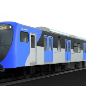 フィリピン 南北通勤鉄道の車両たち