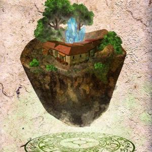 魔法の浮島