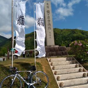 自転車練習·関ヶ原〜柏原