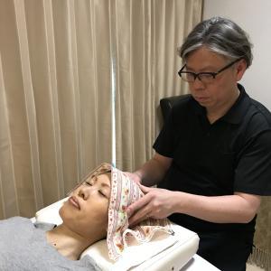 小顔矯正ストレートネック対策矯正付+骨盤矯正 20200115M様