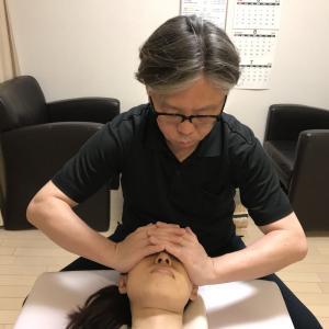 小顔矯正(小顔+首肩姿勢)ストレートネック対策矯正付+骨盤矯正20210905K様
