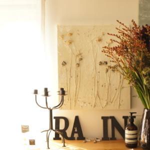 2人展『花と、絵と、冬のしつらえ』のご案内